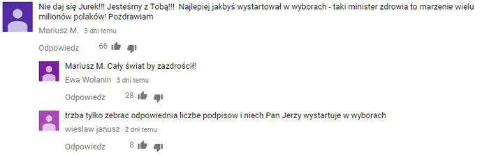 Jerzy Zięba ijego wyznawcy