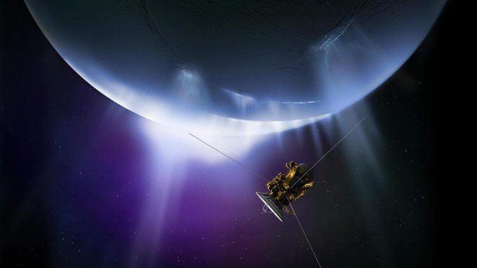 5 rzeczy, które powinieneś wiedzieć o Enceladusie
