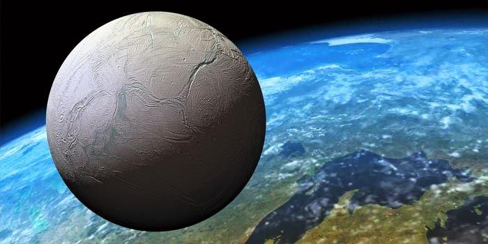 Enceladus natle Ziemi