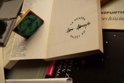 Ekslibris – bibliofilu, oznacz swój księgozbiór!