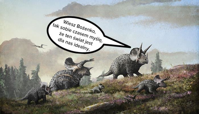 Dinozaury akreacjonizm