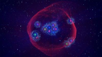 Bozon Higgsa, czyli dawca masy, czasu i nie tylko
