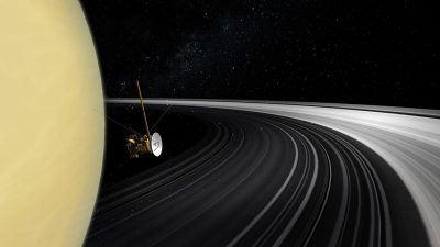 5 rzeczy, które powinieneś wiedzieć o (zakończonej) misji Cassini