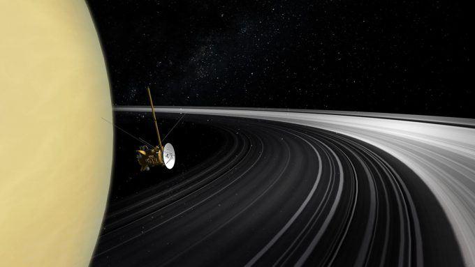 5 rzeczy, które powinieneś wiedzieć o (zakończonej) misji sondy Cassini
