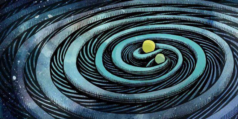 Nobel za fale grawitacyjne – od Einsteina, przez Trautmana, doLIGO