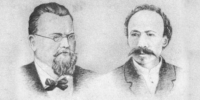 Karol Olszewski iZygmunt Wróblewski