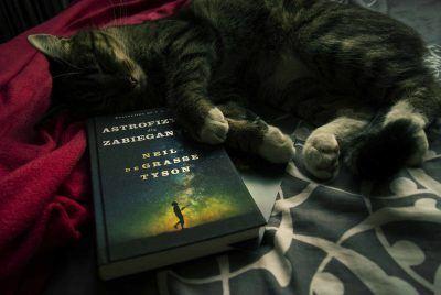 """Tym, którzy są zbyt zajęci na opasłe książki – recenzja """"Astrofizyki dla zabieganych"""""""