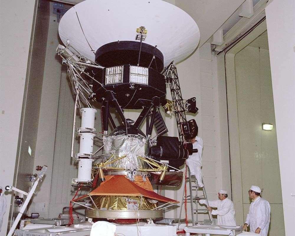 Konstrukcja sondy Voyager 1