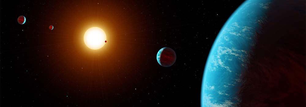 System planet pozasłonecznych TYC 3318-01333-1
