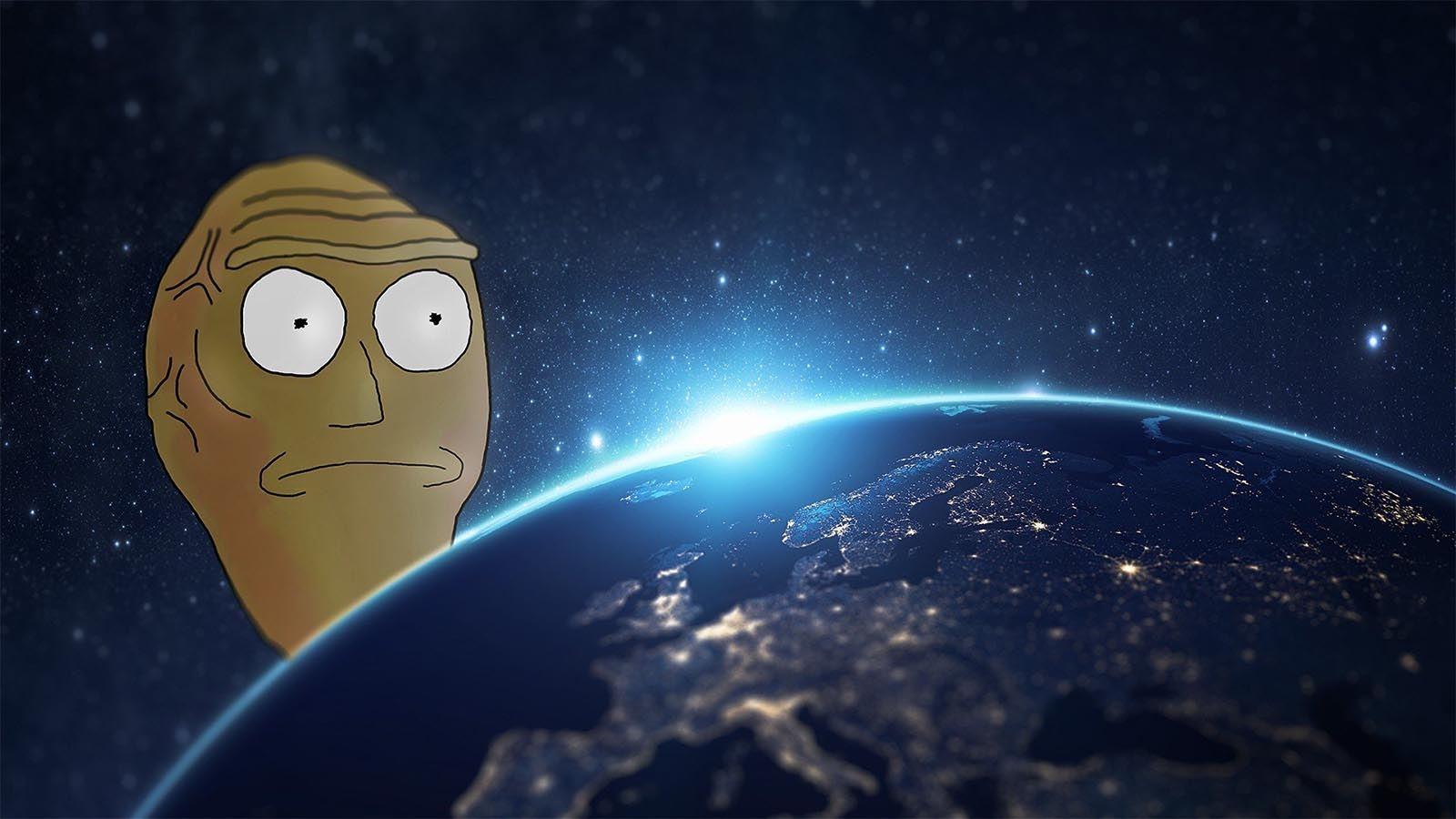 Masa Ziemi rośnie czy maleje?