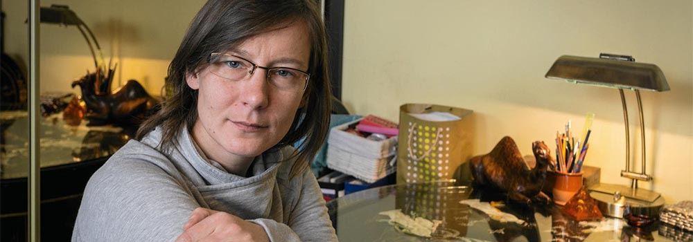 Matematyczka Teresa Książek