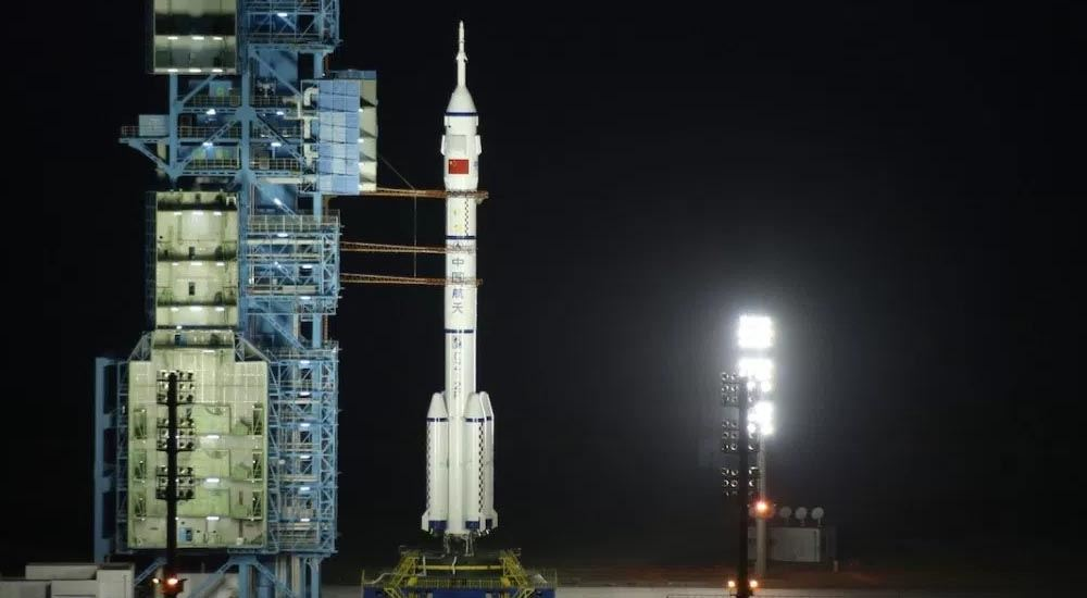 Chińska rakieta Chang Zheng 2C