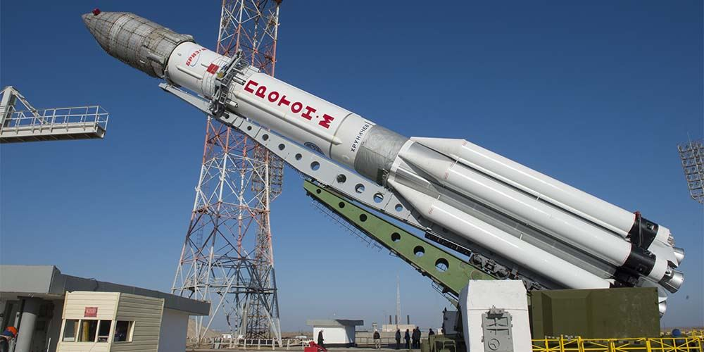 Rosyjska rakieta Proton