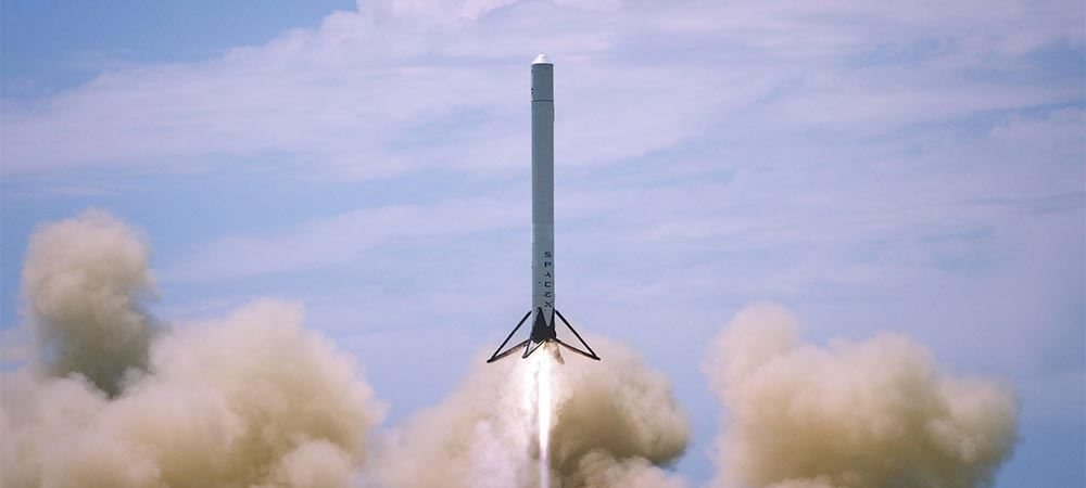 Rakieta Falcon 9 SpaceX