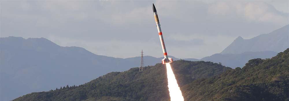 Japońska rakieta TRICOM-1R