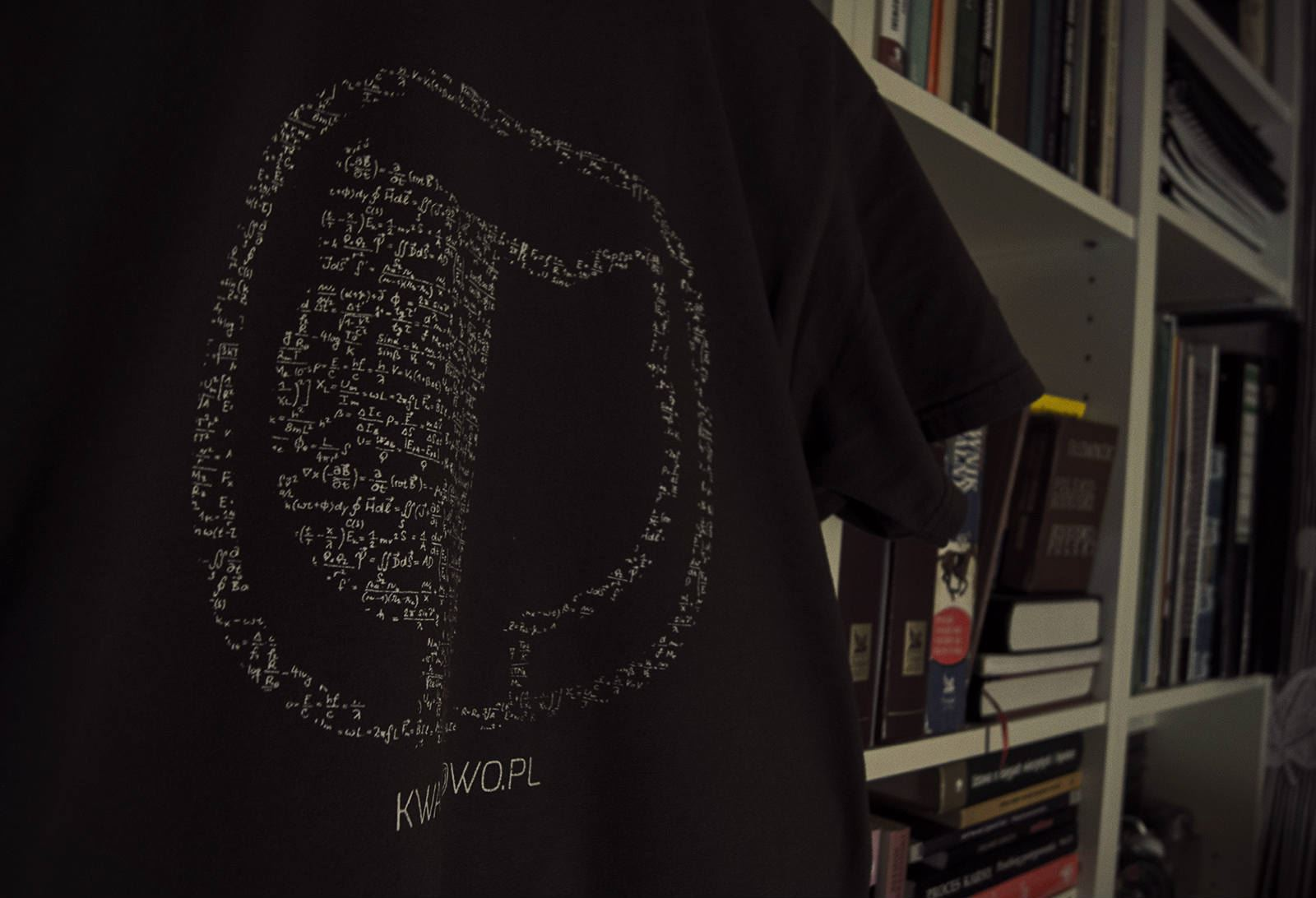 Koszulki naukowe