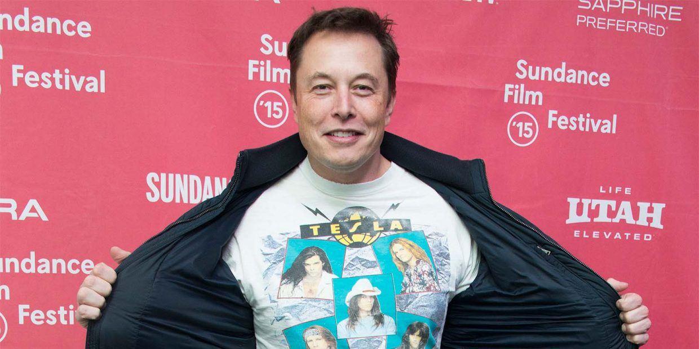 Elon Nerd i jego SpaceEasterEggs