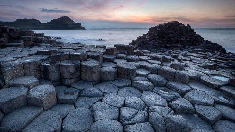 Droga Olbrzymów – geometryczny fenomen Matki Natury