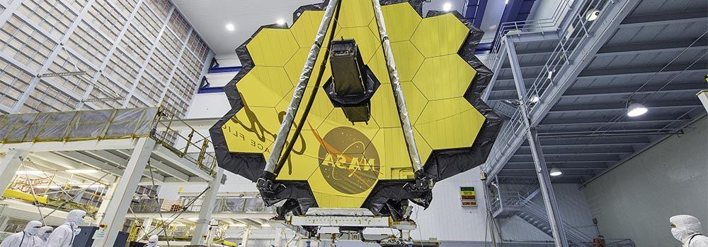 Kosmiczny Teleskop Webba