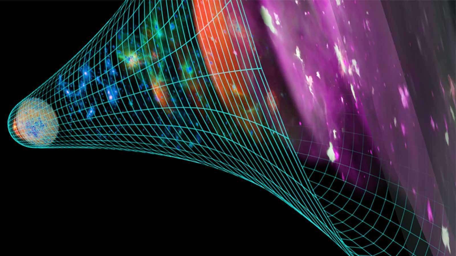 Wielki wybuch w modelu Hawkinga-Hartle'a