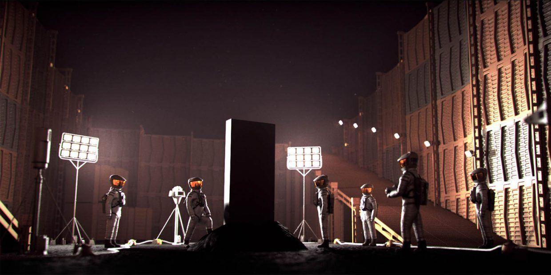 """Ten cholerny monolit. 50 lat """"Odysei kosmicznej 2001"""""""
