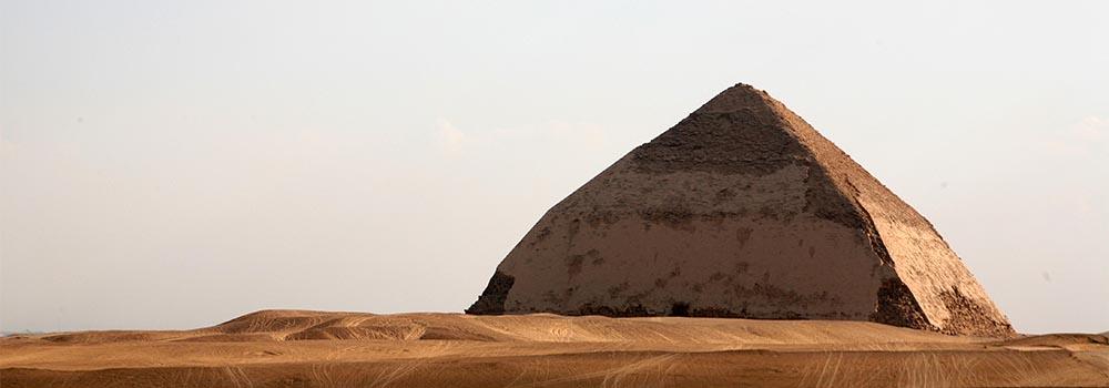 Łamana piramida wDahszur