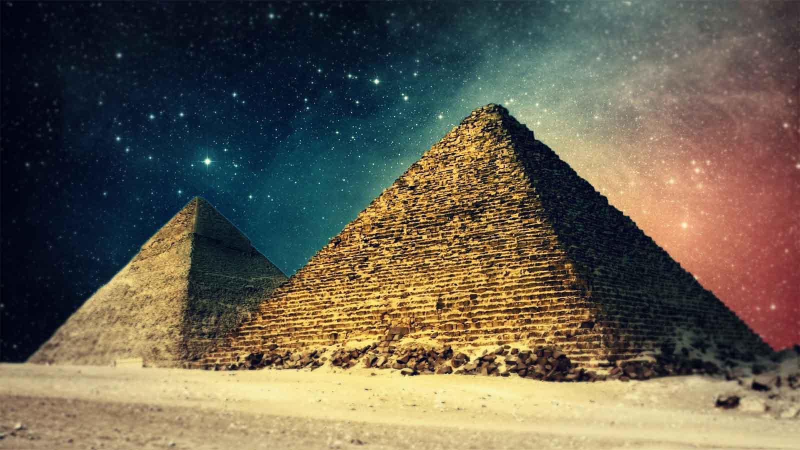 piramidy fakty