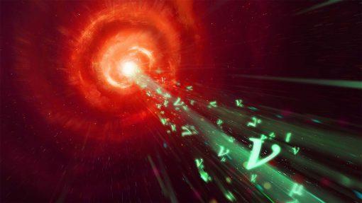 kosmiczne neutrina
