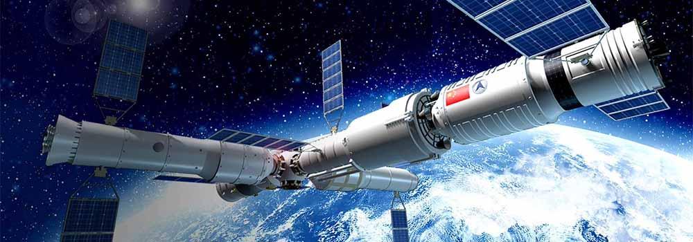 Stacja kosmiczna Tiangong-2