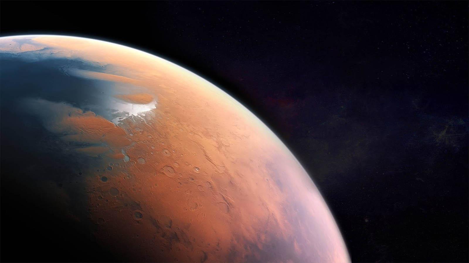 terraformowanie marsa3