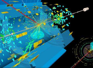 Rozpad cząstki Higgsa