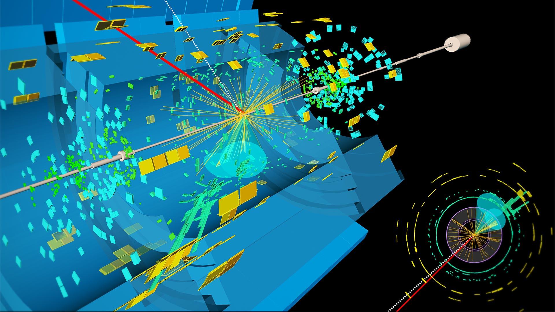 Pęknięty bozon – o cząstce Higgsa i jej rozpadach