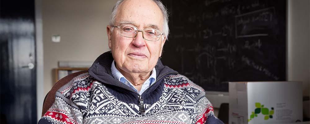 Michael Atiyah dowodzi hipotezy Riemanna