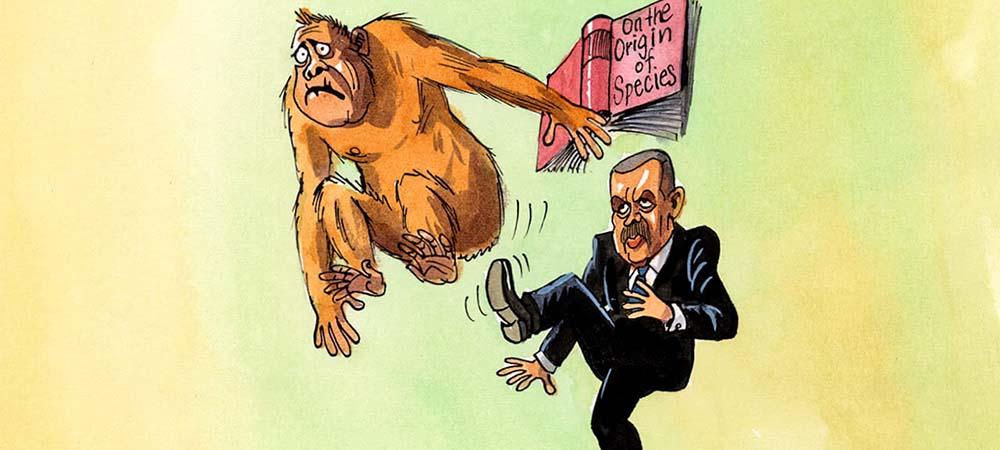 Turcja wycofuje ewolucję