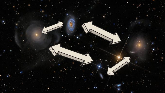 Czy rozszerzanie wszechświata może przekroczyć prędkość światła?