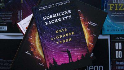"""3 rzeczy, których dowiesz się z książki """"Kosmiczne zachwyty"""" Tysona"""