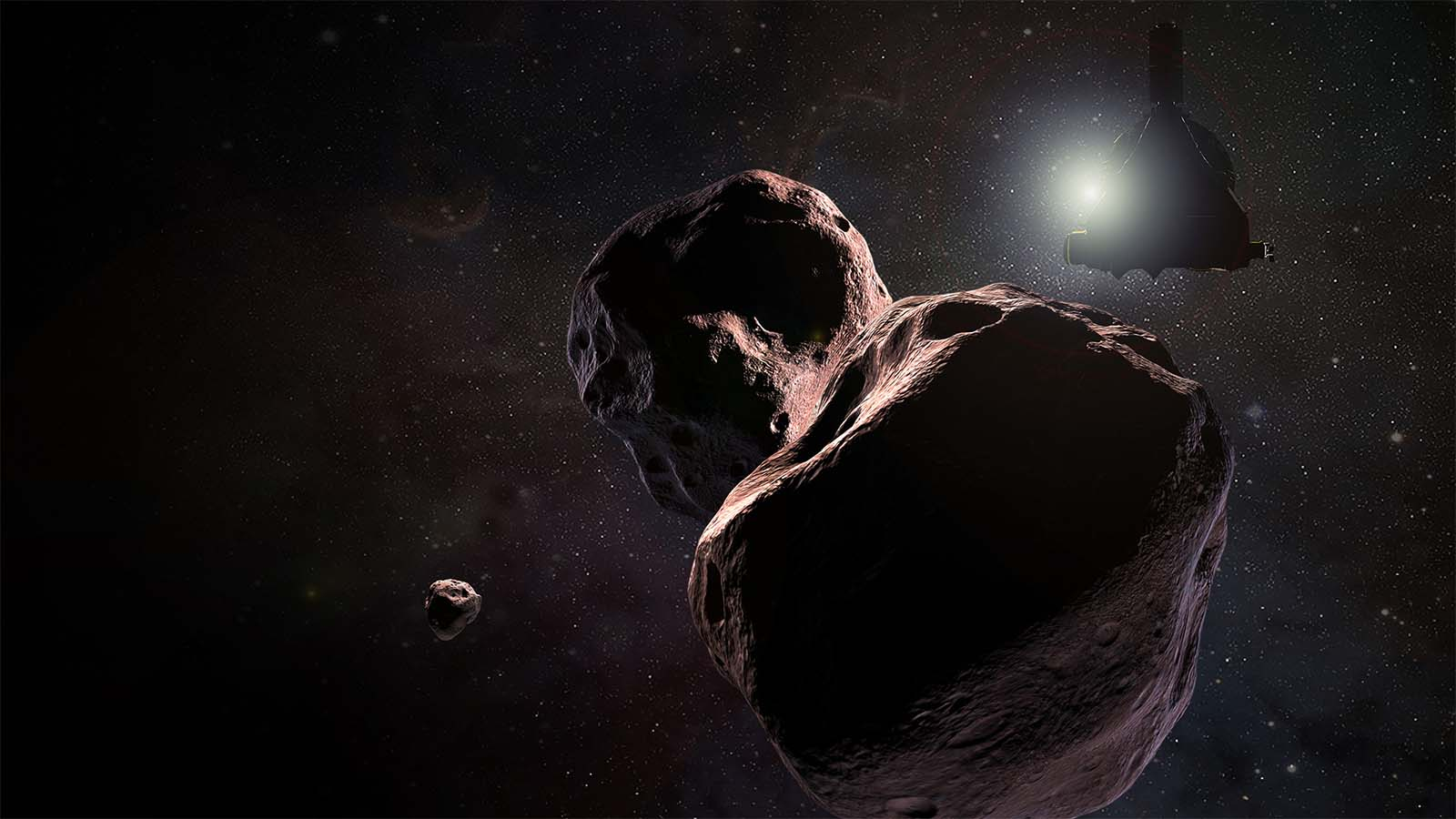 ultima thule new horizons