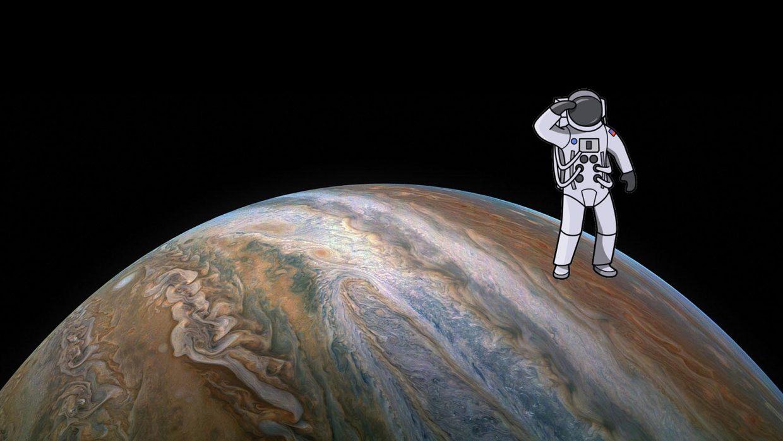 TL;DR: Czy można wylądować na Jowiszu?