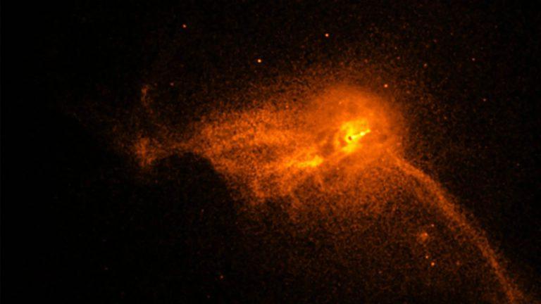 Jak wielka jest czarna dziura wM87?