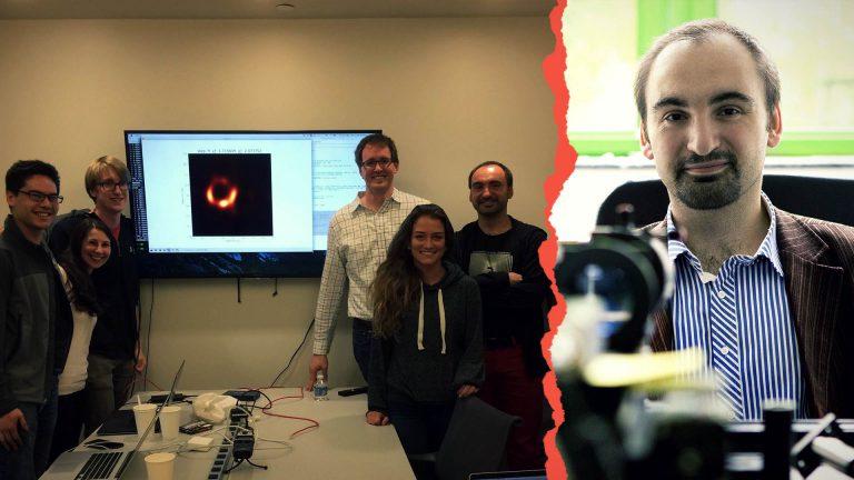 Praca przy Teleskopie Horyzontu Zdarzeń – rozmowa z Maciejem Wielgusem