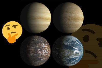 TL;DR: Dlaczego Mars a nie Wenus?