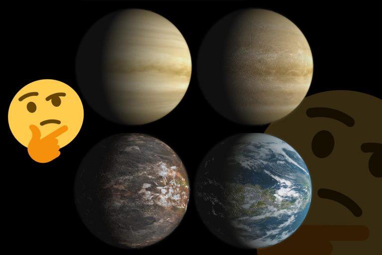 TL;DR: Dlaczego Mars a nieWenus?