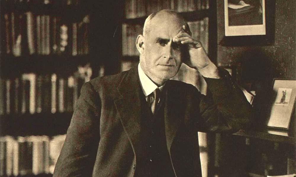 Arthur Eddington popularyzował ogólną teorię względności