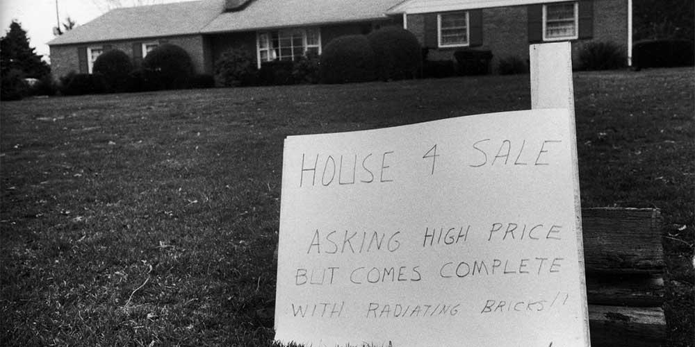 Sprzedaż domu w okolicy Three Mile Island