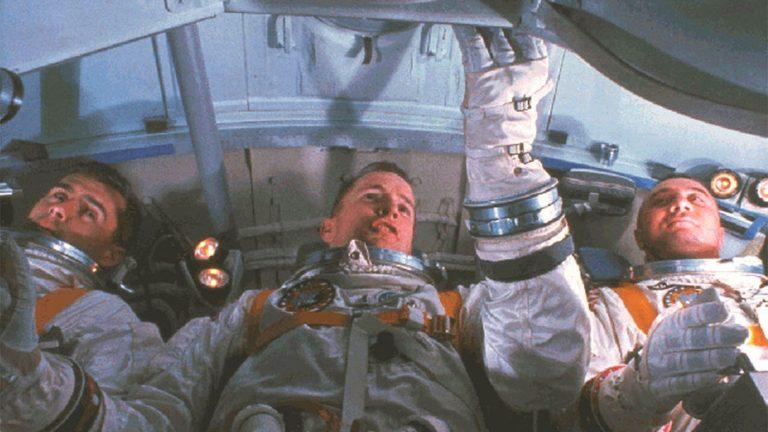 Kapsuła w płomieniach – misja Apollo 1