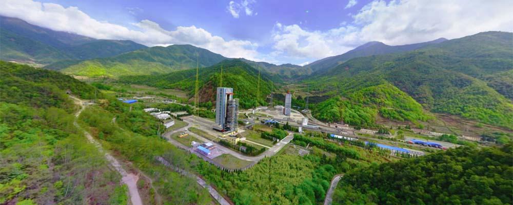 Chińskie centrum kosmiczne Xichang