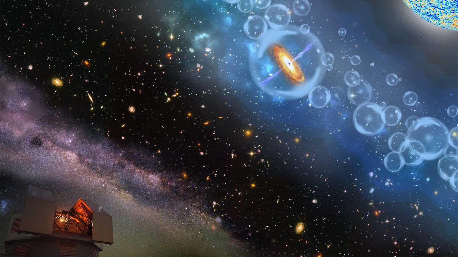 czarna dziura teleskop