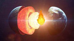 Dlaczego jądro Ziemi jest gorące?