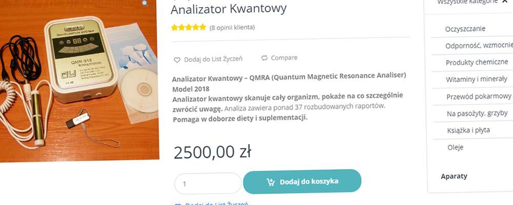 Analizator kwantowy
