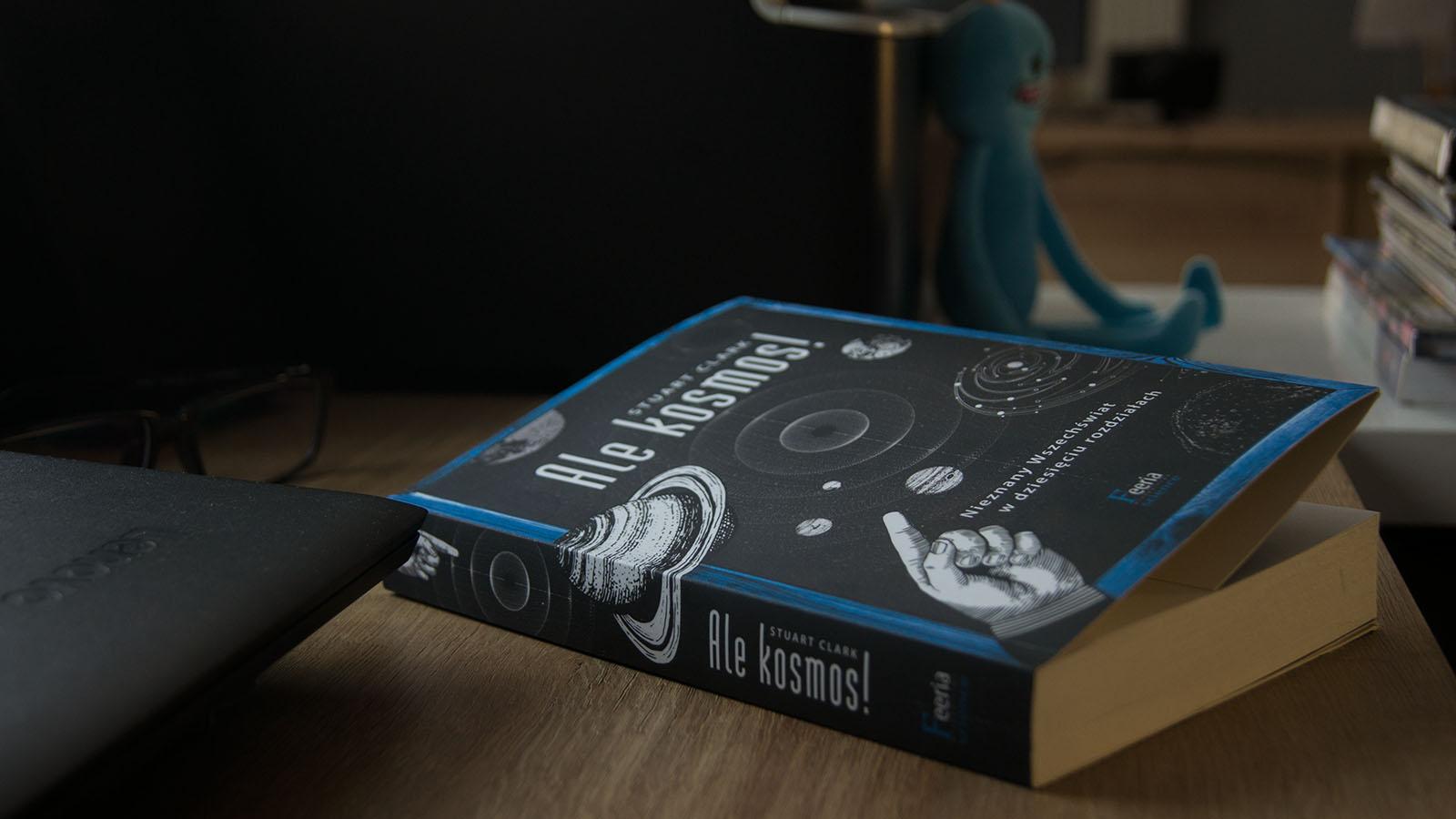 "Książka ""Ale kosmos!"""